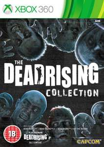 Xbox 360 - Dead Rising Collection für €23,89 [@Zavvi.com]