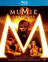 [Blu-ray] Die Mumie Trilogie @ Buecher.de