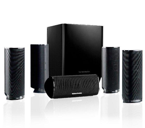 HARMAN KARDON HKTS 16 - Lautsprechersystem - 349 € - versandkostenfrei