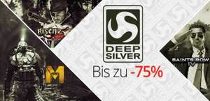 Gamesplanet Deep Silver Bundle 2.0 [X3 - Terran Conflict, Risen 1, Metro Last Light, etc. -75%]