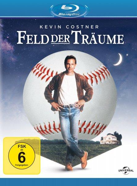 [Blu-ray] Feld der Träume @amazon.de für 4,99€ (Prime/Lieferung an Hermes-Shop)