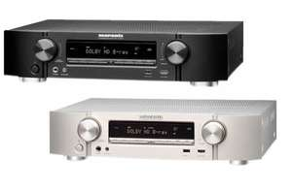 """Marantz™ - 5.1 AV-Receiver """"NR 1504"""" (85 Watt,HDMI,Netzwerk mit AirPlay/Spotify) ab €293,97 [@Deltatecc.de]"""