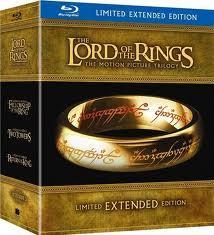 Herr der Ringe Trilogie EXTENDED Version [BluRay - Saturn Venlo / NL] für 49 €uro [Offline]