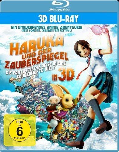 [Amazon.de] Haruka und der Zauberspiegel - Die fantastische Reise in eine zauberhafte Welt [3D Blu-ray]