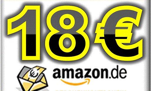 Otelo Prepaidkarte mit 5€ Startguthaben + 18€ Amazongutschein für 3,95€