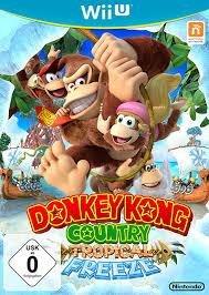 Donkey Kong Country - Tropical Freeze für Wii U bei Buecher.de für 34,99 € mit 5 € Gutscheincode