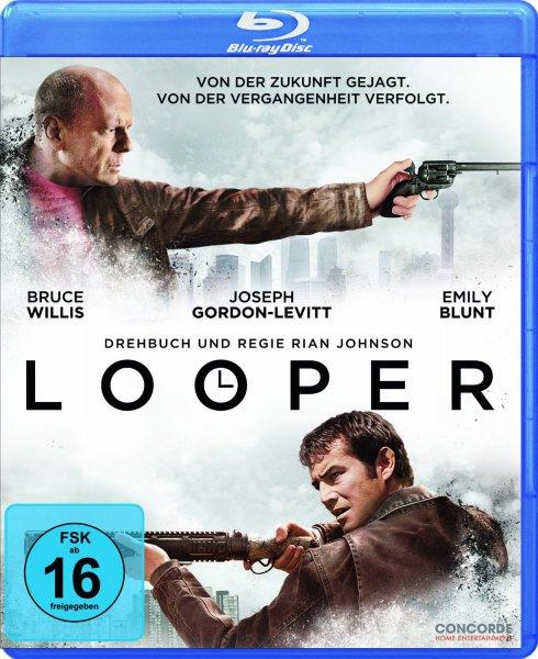 Looper [Blu-ray] für 6,86 € (Prime)