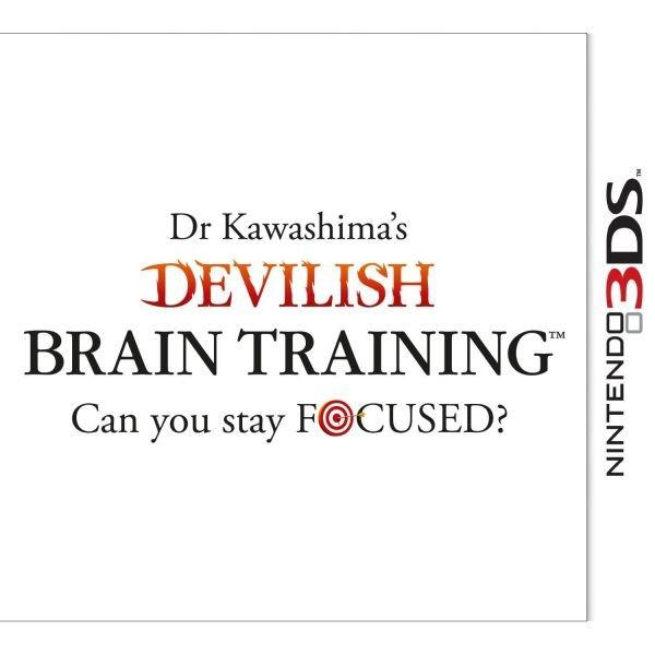 Dr. Kawashimas: Diabolisches Gehirn-Jogging (Nintendo 3DS) für 21,50€ [Vorbestellung]