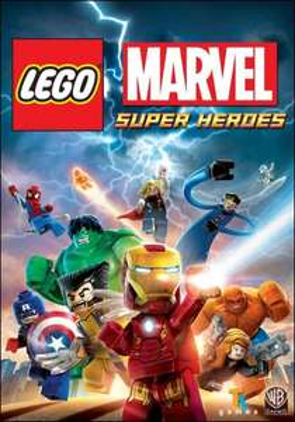 [Steam]  LEGO Marvel Super Heroes für 5,71€ @ gamefly