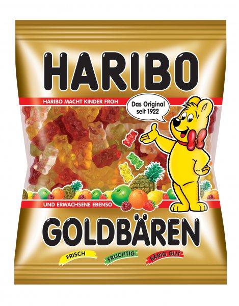 Haribo Fruchtgummi verschiedene Sorten 220g (z.B.Goldbären) für 0,59€ bei real (im Markt)