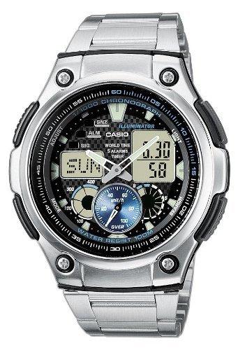 Casio Collection Herren-Armbanduhr Analog / Digital Quarz AQ-190WD-1AVEF inkl. Versand für 46,59€ @Amazon