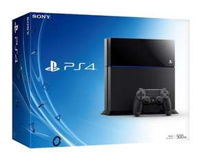 Playstation 4 ab 376€ @ Amazon UK WHD