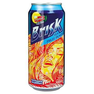 Lipton Brisk Fruit Punch Ice Tea Thomas Philipps [Ingolstadt]