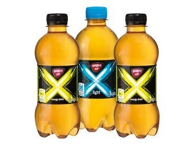 LIDL Bundesweit Mixxed up Energy Drink für 0,25€ (28% Ersparnis zum Normalpreis)[Super-Samstag 22. März]