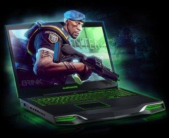 """ALIENWARE M18 - i7-4700MQ - Dual GTX 765M mit 2GB SLI - 18,4"""" FHD - 750GB - 8GB RAM - Win 8.1 - Premium-Support - LP 2200€"""