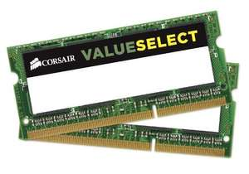 16 GB SO-DIMM Kit Corsair ValueSelect, DDR3L-1600, CL11 für 95,84 EUR inkl. Versand