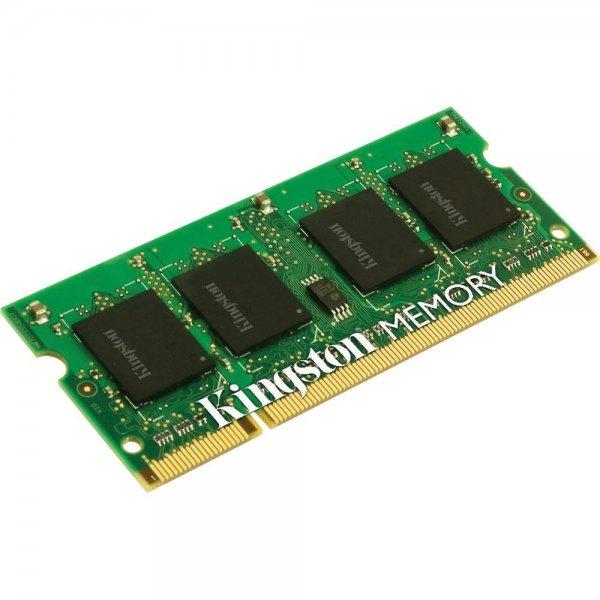 8GB Kingston ValueRAM DDR3-1333 SO-DIMM CL9 für 35,82€ inkl. Versand @ Amazon.fr