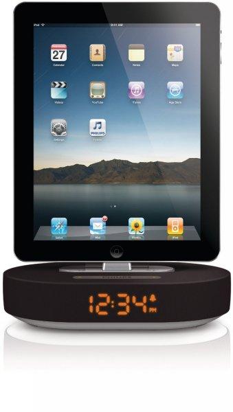 Philips Fidelio DS1200 Stereo-Lautsprecher für iPod/iPhone