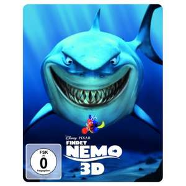 Amazon Findet Nemo Steelbook 3D