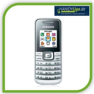 Mein Paket - HANDYLIGA - Samsung E 1050 HANDY  -   7,32 € - + Vsk