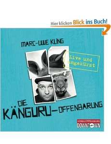 Die Känguru-Offenbarung (Hörbuch) @Amazon.de