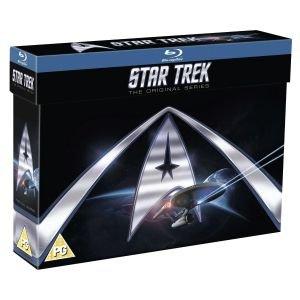 [zavvi.com]Star Trek: The Original Series - Complete Box Set Blu-ray