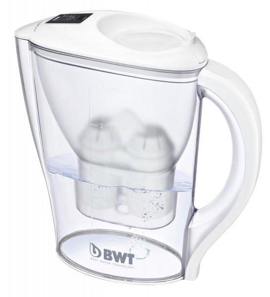 BWT Wasserfilter Initium 2,5 Liter weiß (815971)  @ MediaMarkt.de für EUR 2,00