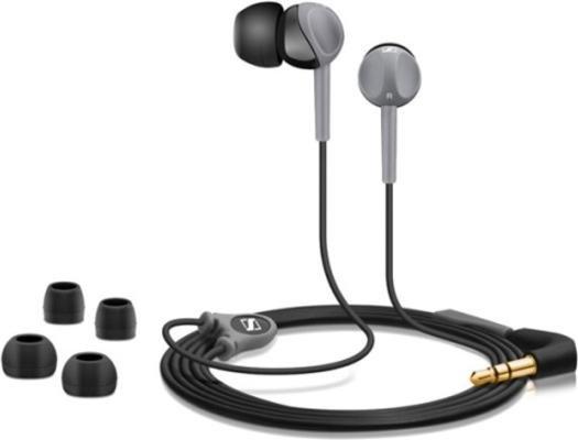 Sennheiser CX 150 In-Ear-Ohrhörer (110 dB) schwarz für 9,99€ @ Ebay Vergleichspreis 17,50€