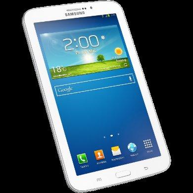 SAMSUNG Galaxy Tab 3 7.0 3G + WiFi 8GB SM-T2110 (schwarz und weiß) für 159 EUR bei Media Markt