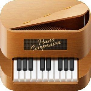 [Android App @Amazon AppShop ]Piano Companion: Akkord-/Tonleiter-Wörterbuch, Progression, Quintenzirkel