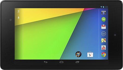 Google Nexus 7 (2013) WiFi/Bluetooth V3.0/NFC 16GB schwarz für 139,90€ bei Mindfactory incl.Versand