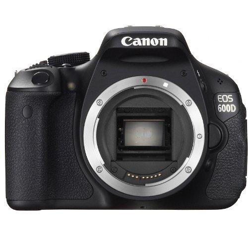 Canon EOS 600D Body - amazon.fr - KK benötigt