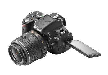 NIKON D 5100+18-55mm VR