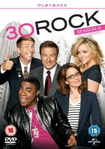 [Zavvi.com] 30 Rock - Season 6 DVD
