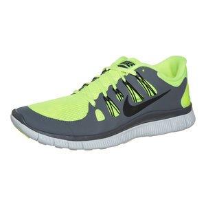Nike Performance Free Run 5.0+ gelb/grau 55,96 € bei outfitter.de