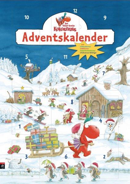 [Amazon WHD]  Der kleine Drache Kokosnuss Adventskalender: Weihnachtsdorf (Kalender)