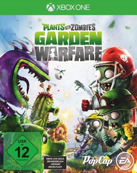 [XBOX One] Pflanzen gegen Zombies: Garden Warfare