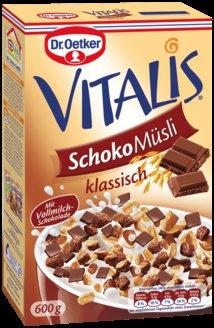 [LOKAL Berlin] Dr. Oettker Vitalis Müsli 4*1,5 kg