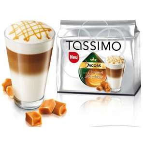 Tassimo T-Discs für 3,13/Packung beim Kauf von 4 Packungen