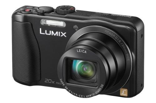 [amazon.uk] Panasonic DMC-TZ35 E-K - Digitalkamera, 16 MP, 20x Zoom, Full-HD inkl. Vsk für ca. 160 €