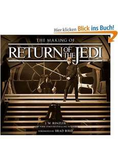 [WHD]  The Making of Return of the Jedi: The Definitive Story Behind the Film (Gebundene Ausgabe)