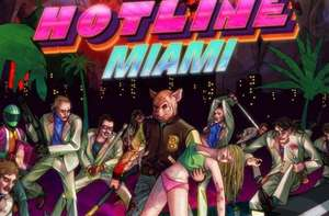 [Steam] Hotline Miami für 1,49€ direkt bei Steam