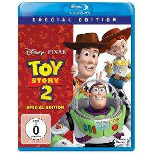 Toy Story 2 [Blu-ray] [Special Edition] @ Amazon.de