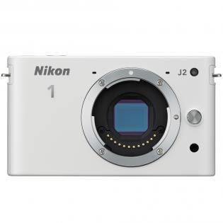 Nikon 1 J2 Weiß Kit