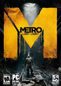 Metro Last Light [Steam] für 7€ @Amazon.com