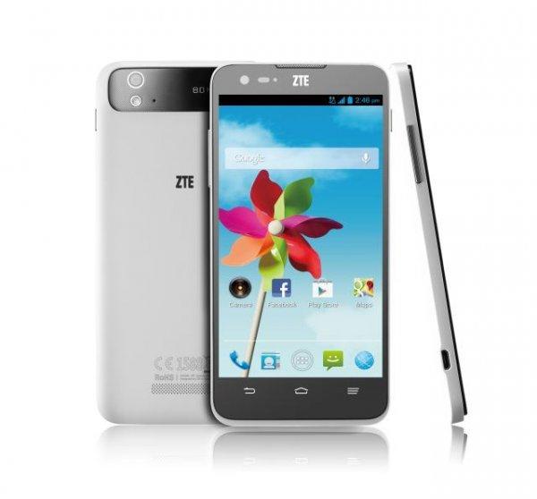 ZTE Grand S Flex - 5-Zoll- Android-Smartphone mit 4G bei iBOOD für nur 185,90@ nur heute