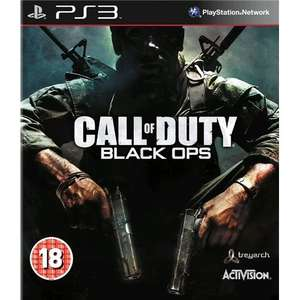 (UK) Call Of Duty: Black Ops [PS3] -gebraucht - sehr gut - für 7.98€ @ Play (Zoverstocks)
