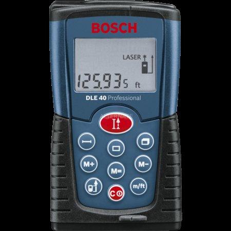 BOSCH Laser-Entfernungsmesser DLE 40 @ZackZack