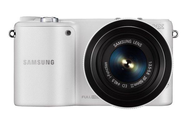 """Samsung™ - Systemkamera """"NX2000"""" (inkl.20-50mm i-Function Objektiv) für €229.- [@Redcoon.de]"""
