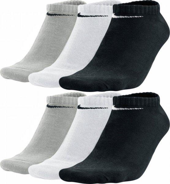 Nike Equip Socken 15 Paar mehrfarbig/weiß oder schwarz für 25,60€ ( 1,70€ pro Paar) +  8 % QIPU möglich.